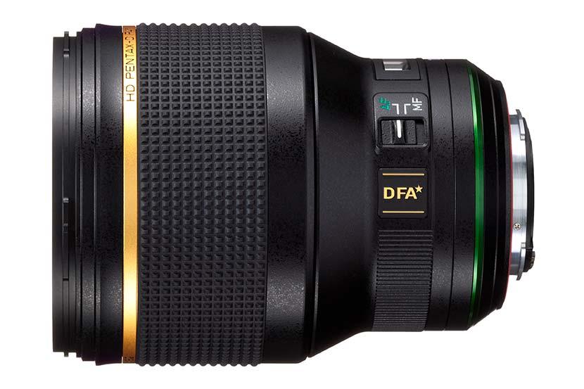 Pentax 85mm f1.4 FA Star
