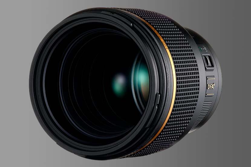 Ricoh Imaging anuncia el desarrollo del nuevo Pentax 85mm f1.4 Star para formato completo
