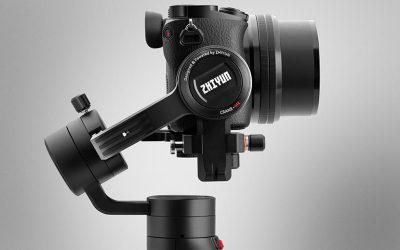 Zhiyun presenta el Crane M2, el estabilizador compacto más versátil