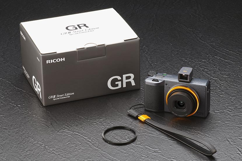 Ricoh GR III Street Edition