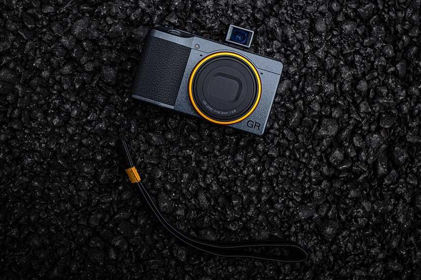 Ricoh Imaging lanza el kit especial GR III Street Edition