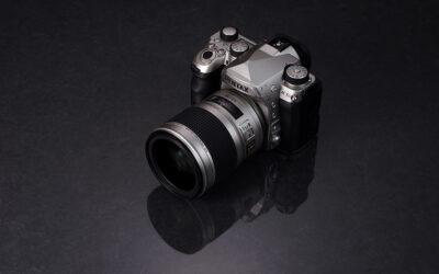 Ricoh Imaging presenta la Pentax K-1 Mark II Silver Edition junto a tres objetivos Star de edición limitada
