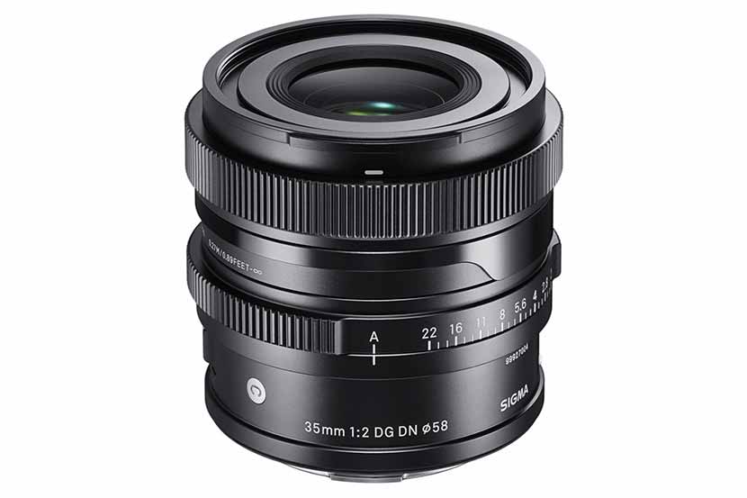 Sigma 35mm f2 DG DN Contemporary I Series