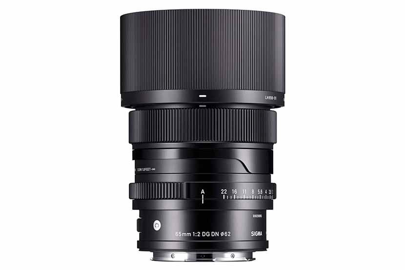 Sigma 65mm f2 DG DN Contemporary I Series