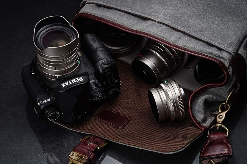 Pentax 31mm, 43mm y 77mm Limited HD