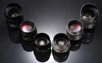 Ricoh Imaging lanza nuevas versiones HD de los tres primeros objetivos Limited de Pentax