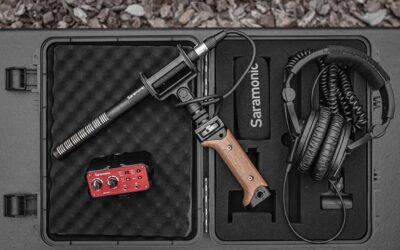 Saramonic SoundBird T3: características y análisis