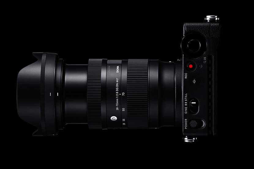 Sigma presenta el 28-70mm f2.8 DG DN, un zoom compacto de alta calidad para cámaras sin espejo
