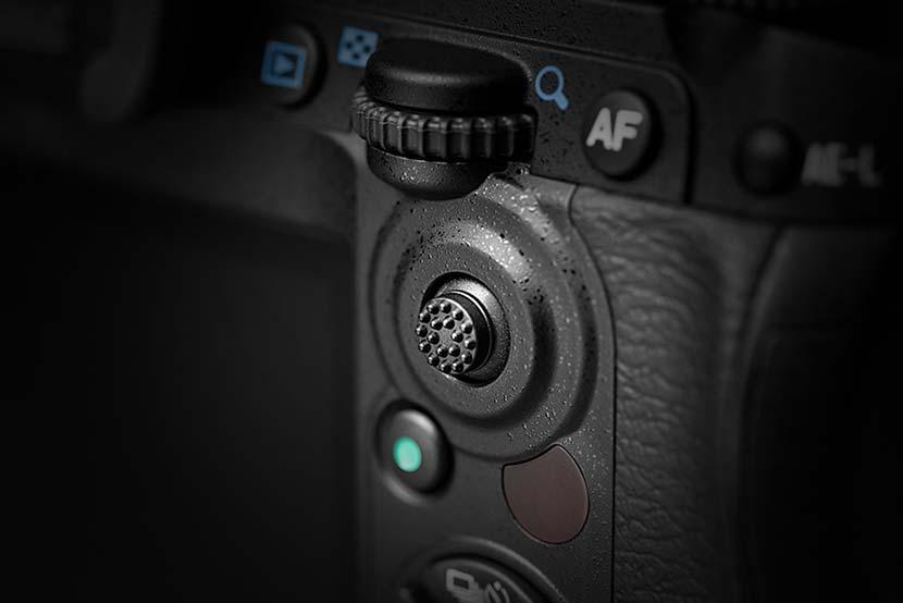 Pentax K-3 Mark III - joystick enfoque