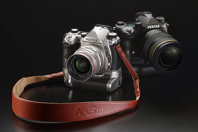 Pentax K-3 Mark III Premium Kit