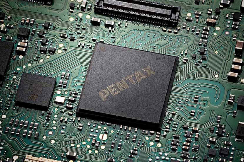 Pentax K-3 Mark III - procesador
