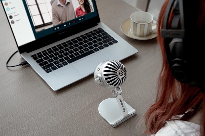 Saramonic amplía su línea SmartMic con los micrófonos MTV550 y 5 Series