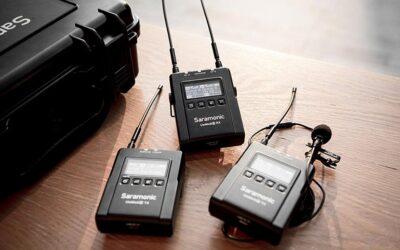 Saramonic renueva su sistema de audio inalámbrico profesional con el UwMic9S System