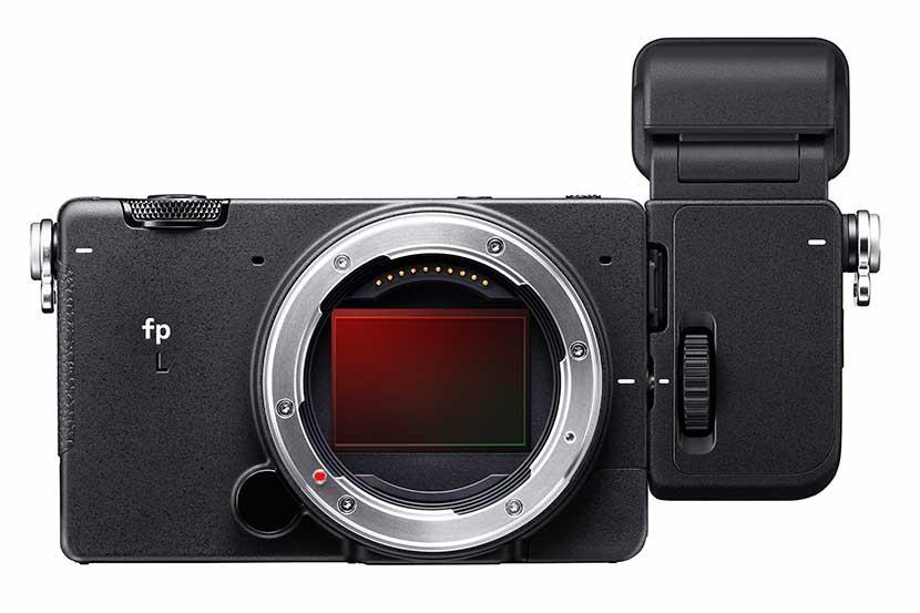 Sigma fp L con visor EVF-11