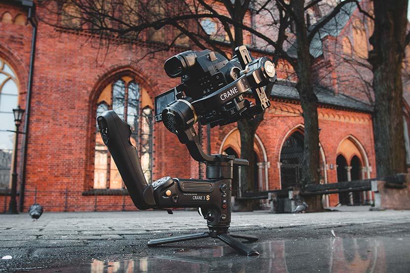 Un nuevo firmware amplía la lista de cámaras compatibles con los Zhiyun Weebill S y Crane 3S