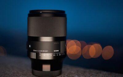 La reinvención de un clásico: Sigma presenta el 35mm f1.4 DG DN Art para cámaras sin espejo