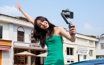 Llega el Zhiyun Smooth Q3, un gimbal compacto de tres ejes para smartphones por solo 89 euros
