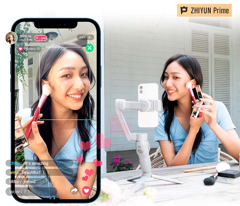 Zhiyun Smooth Q3 - ZY Prime