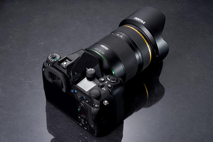 Pentax 16-50mm f2.8 DA Star HD ED PLM AW