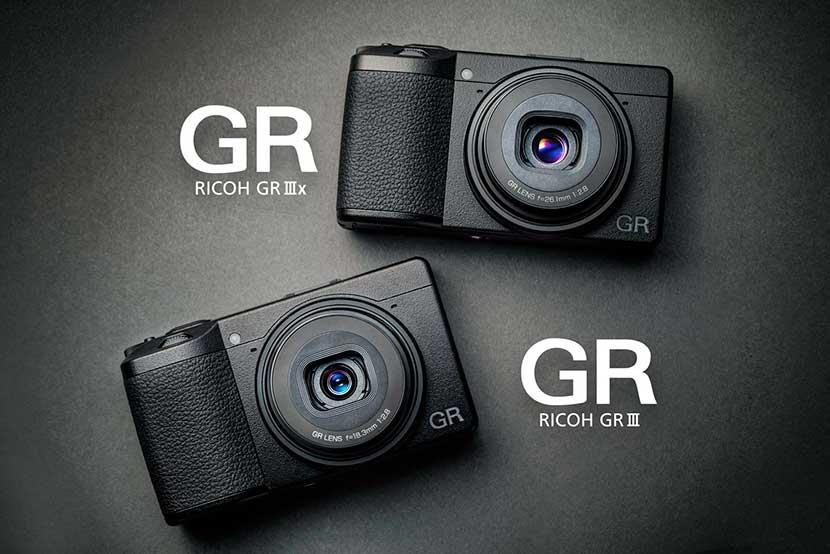 Ricoh GR IIIx y GR III