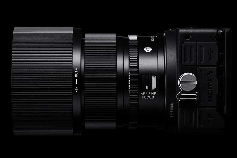 Sigma 90mm F2.8 DG DN Contemporary