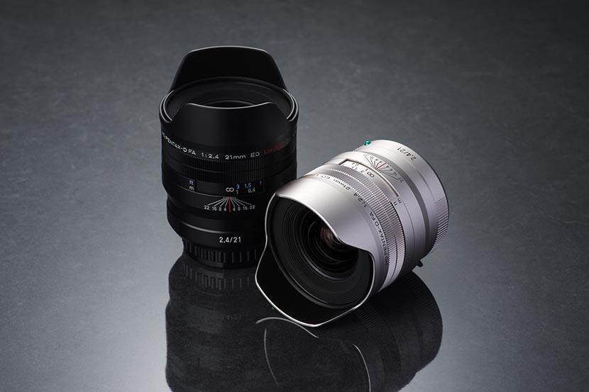 Ricoh Imaging presenta el nuevo Pentax 21mm f2.4 Limited para formato completo